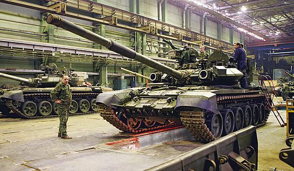 Правительство России предоставит 50 млрд. рублей организациям ОПК