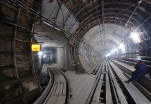 Завершается строительство первой очереди Третьего пересадочного контура метро