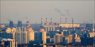 В квартирах москвичей потеплело.
