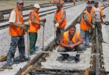 Путейцы опустят путь рядом с платформой Окружная на 150 миллиметров