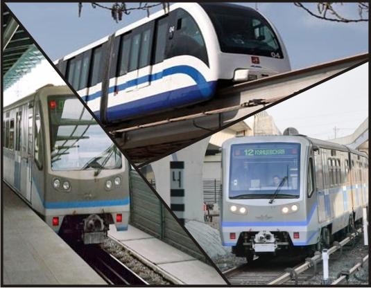 В Московском регионе появится еще одно кольцо - легкорельсового метро.