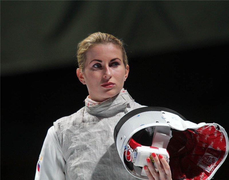 Интервью с олимпийской чемпионкой 2016 по фехтованию Инной Дериглазовой