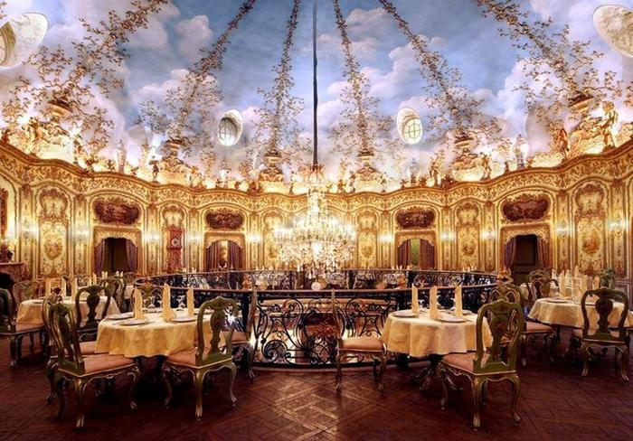 Компания «Мезон Делос» планирует открыть кафе и рестораны в разных странах мира