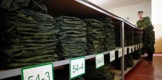 Министерство обороны готовится освободить свои склады
