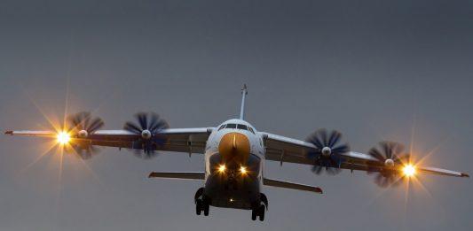"""До конца месяца Внешэкономбанк передаст авиакомпании """"Россия"""" четыре дальнемагистральных самолета."""