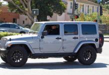 Новый Jeep Wrangler 2017 года