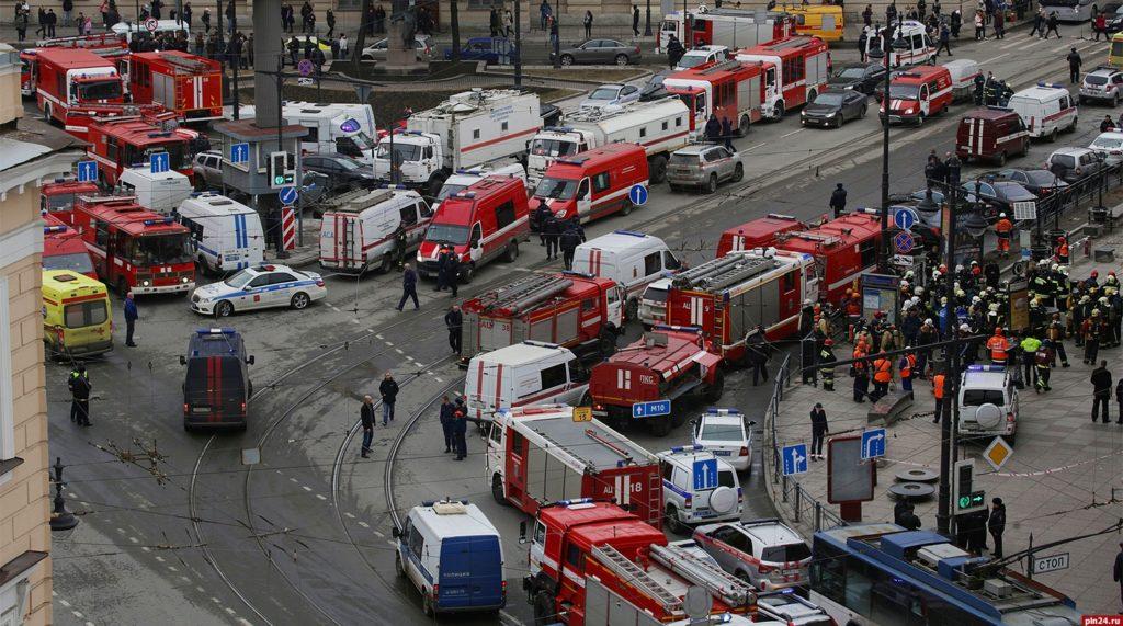 теракт в Питерской подземке