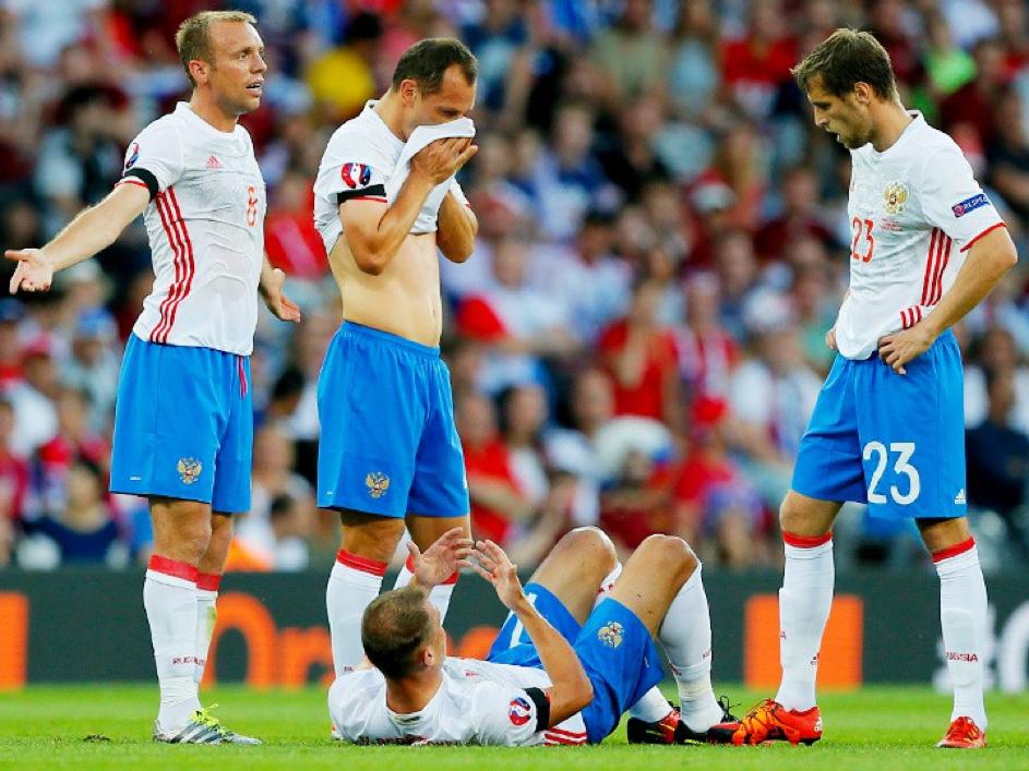 Чемпионат Европы 2016. Россия – Уэльс 0:3 Фото: Александр Мысякин, «Чемпионат»