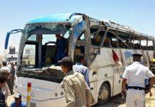 Кровавое нападение на Коптских Христиан в Египте