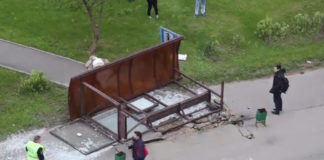 Москва стала жертвой стихийного бедствия