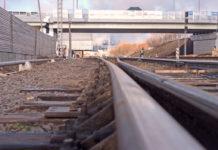 Новая эстакада между Боровским и Минским шоссе