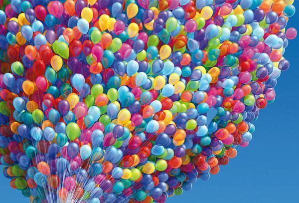 Печать на воздушных шарах — эффективное продвижение бренда