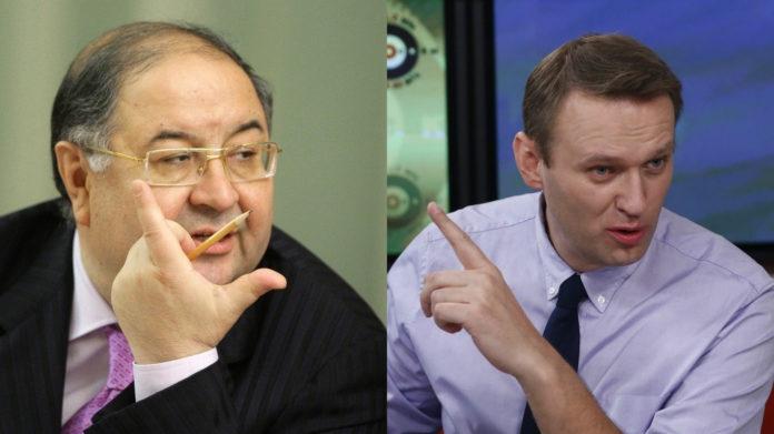 Навальный проиграл суд Усманову