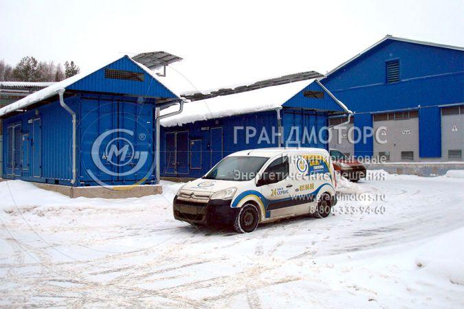 Инженеры «ГрандМоторс» провели техобслуживание энергокомплекса фармацевтической компании «Верофарм»