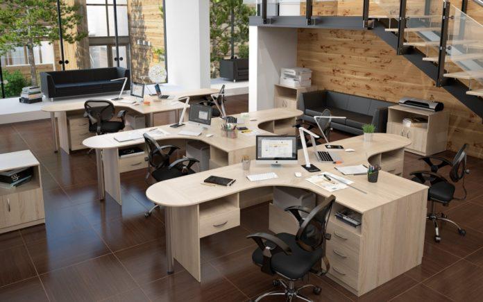 Правильный выбор офисной мебели – путь к комфорту и трудовому успеху