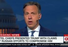 Телеканал CNN вводит жесткие ограничения в том, что касается новостей о России