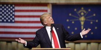 Трамп - русский шпион, а Россия главный соперник Америки