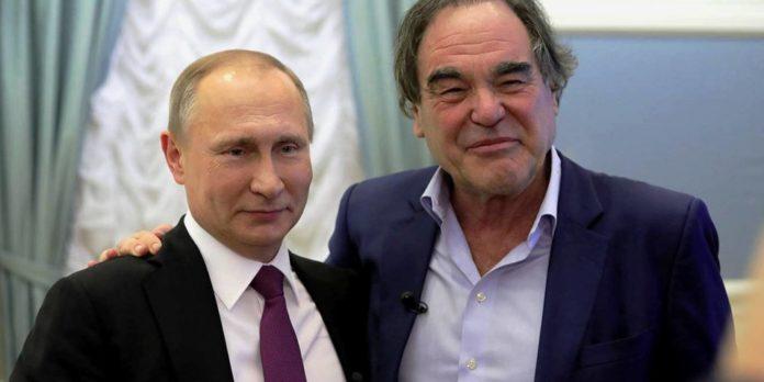 Творение Стоуна «Интервью с Путиным»
