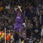 Криштиану Роналду открывает счет в финале Лиги Чемпионов. Фото: Фото AFP (sport-express.ru)