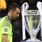 Буффон снова проигрывает в финале Лиги Чемпионов. Фото: thesun.co.uk