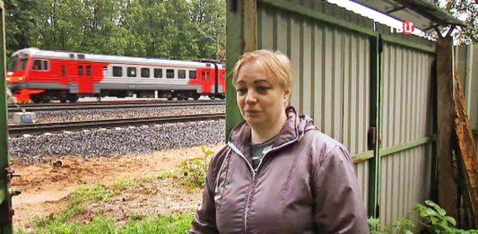 Новые пути на Ярославском направлении железной дороги проложили под окнами частных жилых домов
