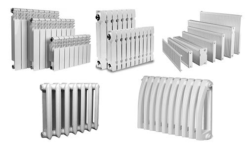 Радиаторы отопления: типы и особенности
