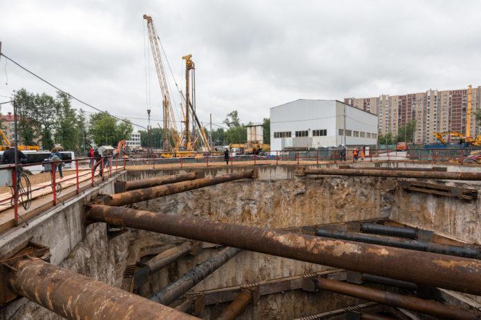 Участок третьего пересадочного контура от Рубцовской набережной до Нижней Масловки, планируют запустить через два года