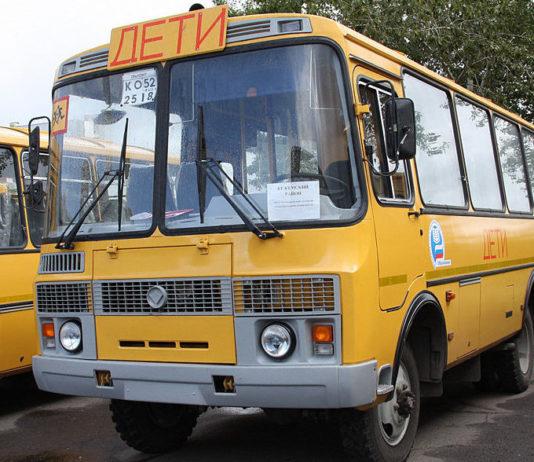 Запрет на перевозку детей на автобусах старше 10 лет в очередной раз отложили