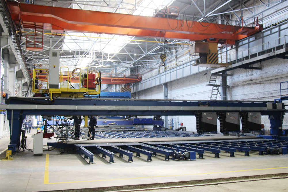 Завод имени Горького планирует создать новое производство комплектующих для кораблей