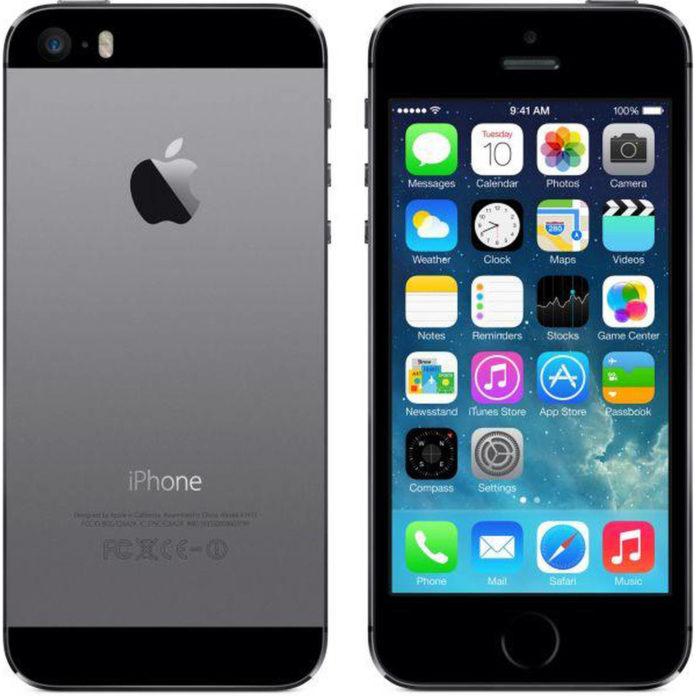 Гарантийный Ремонт iPhone 5s по антикризисный ценам