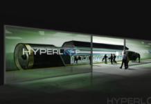 Hyperloop разогнали до скорости 310 километров в час