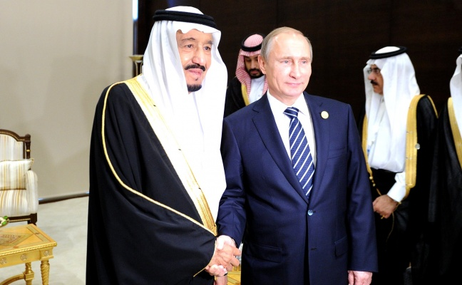 Король Саудовской Аравии собирается посетить Россию