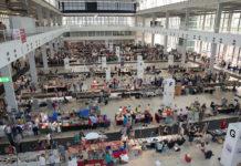 Крупнейшая машиностроительная выставка в Брно на юго-востоке Чешской Республики