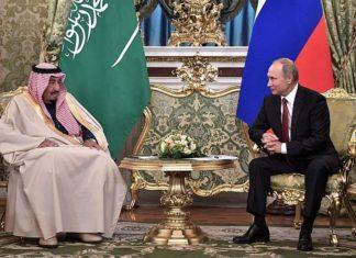 Россия подвела итоги визита короля Саудовской Аравии в Москве