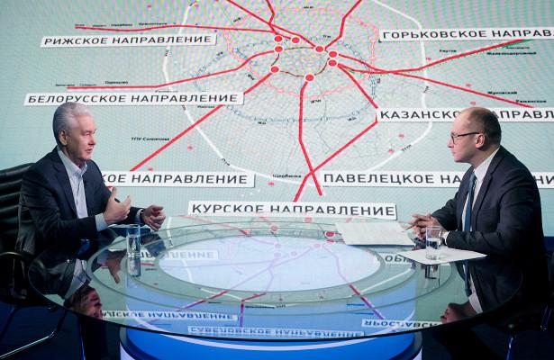 Путин одобрил программу московские центральные диаметры