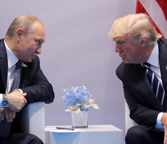 Речь Путина, российское вмешательство в выборы США и кто избрал Трампа?