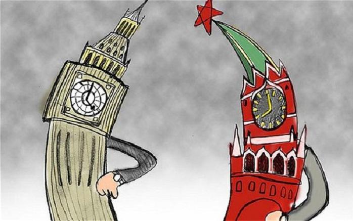 Россия согреет британцев