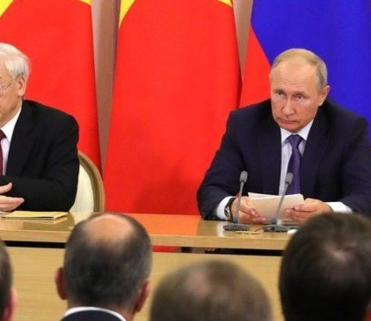 Россия и Вьетнам