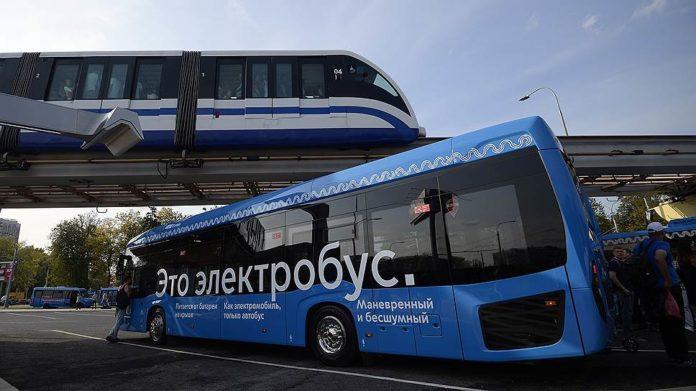 электробус Бибирево