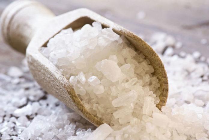 соль галит