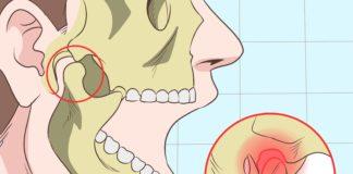 щелканье в челюсти